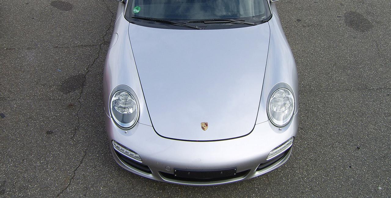 12 Std. Porsche 911 Carrera 4S Cabrio selber fahren in Stutensee