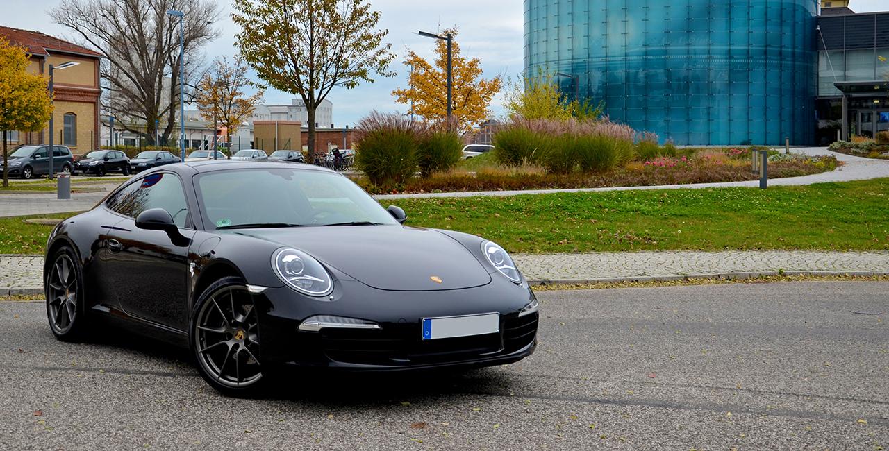 30 Minuten Porsche 911 Carrera selber fahren in Düsseldorf