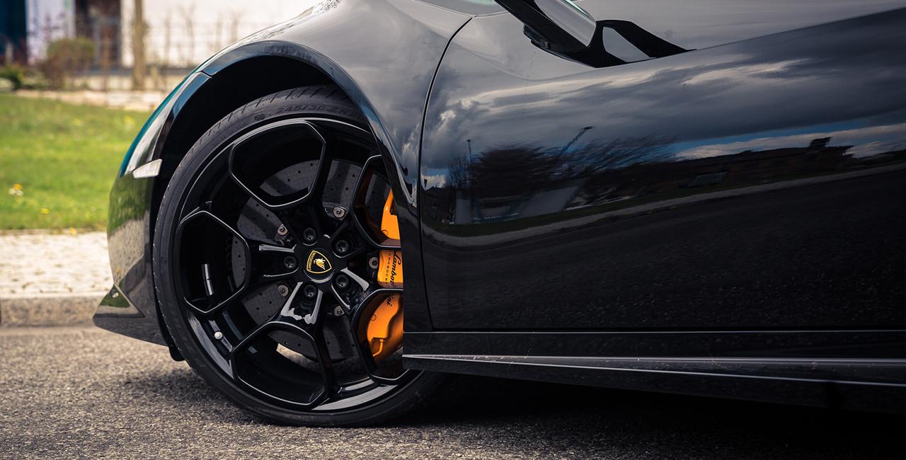 30 Tage Lamborghini Huracan mieten in Frankfurt