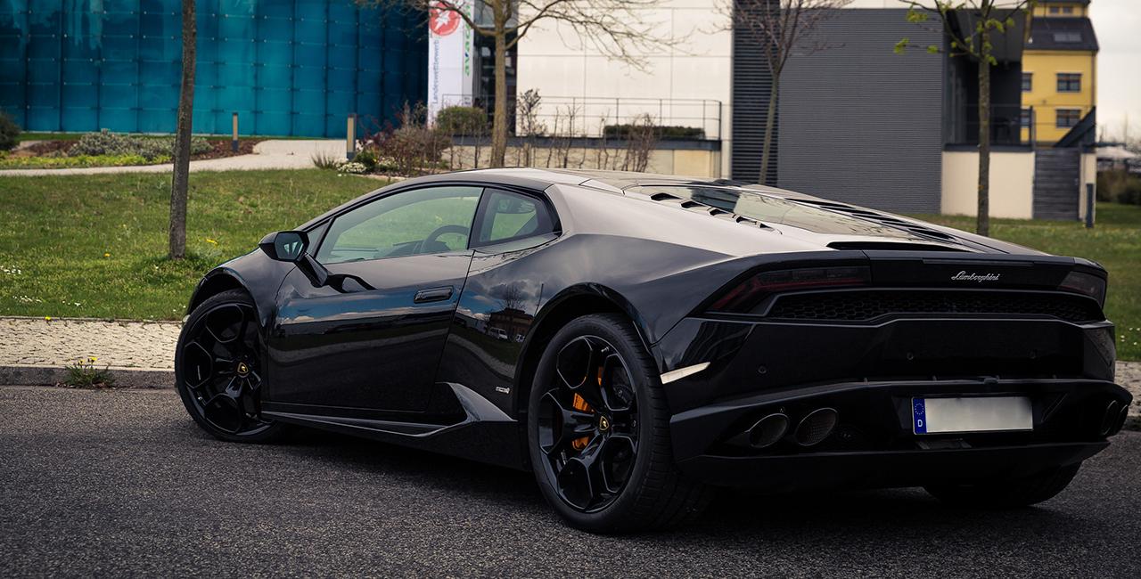 30 Tage Lamborghini Huracan mieten in Stuttgart