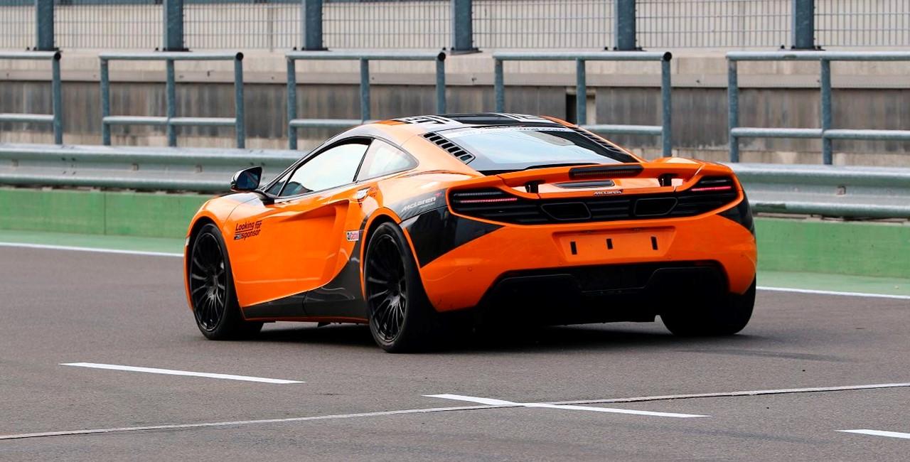6 Runden McLaren selber fahren auf dem Hockenheimring