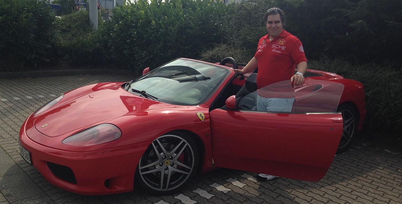 60 Min. Ferrari 360 Spider selber fahren in Bremen