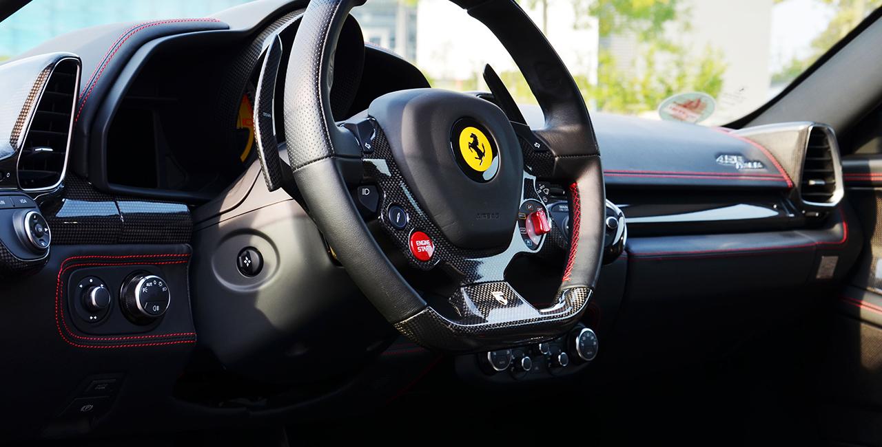 7 Tage Ferrari 458 Italia mieten Stuttgart