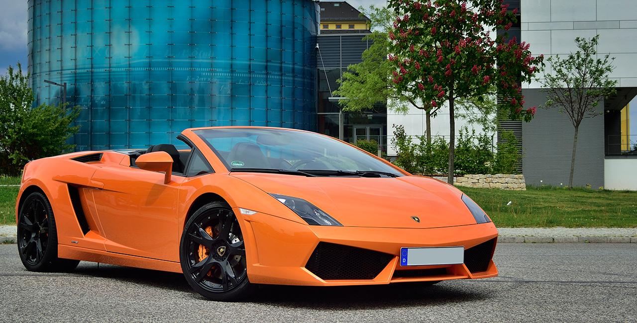 7 Tage Lamborghini Gallardo mieten in Stuttgart