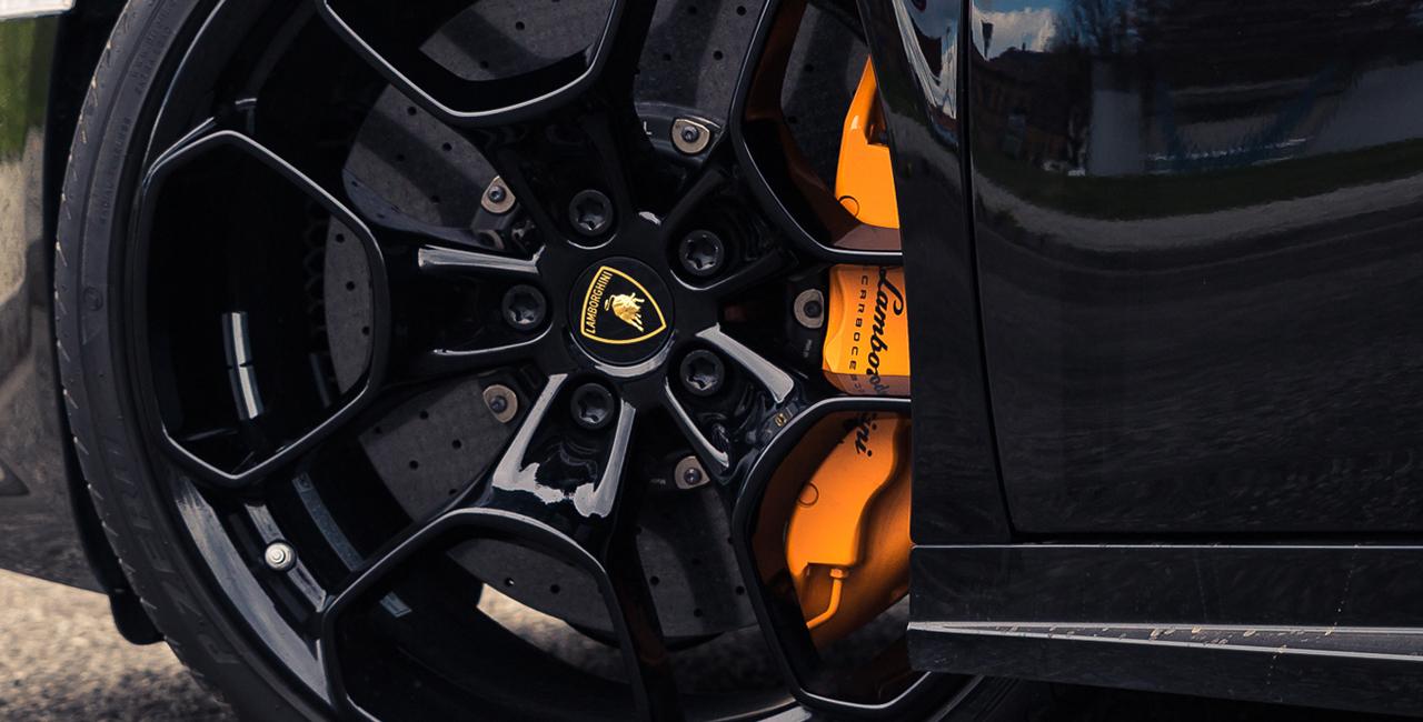 7 Tage Lamborghini Huracan mieten in Stuttgart