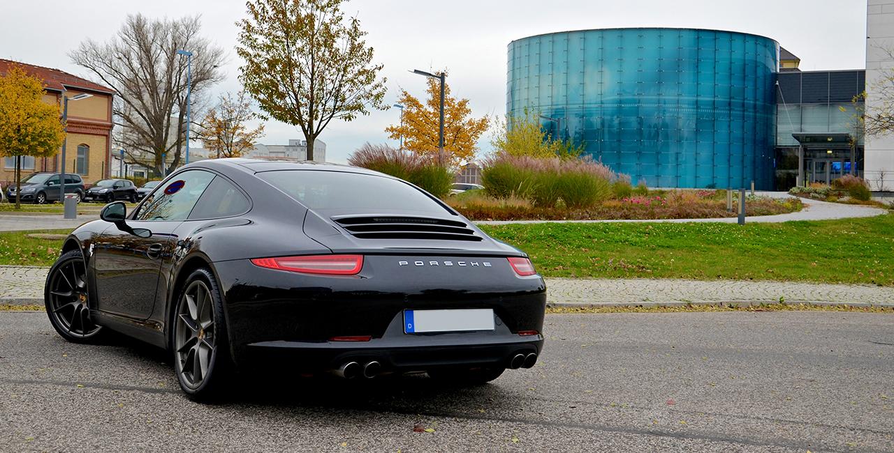 7 Tage Porsche 911 Carrera mieten in München