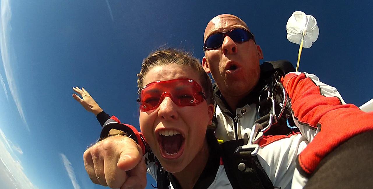 Fallschirm Tandemsprung Bad Saulgau