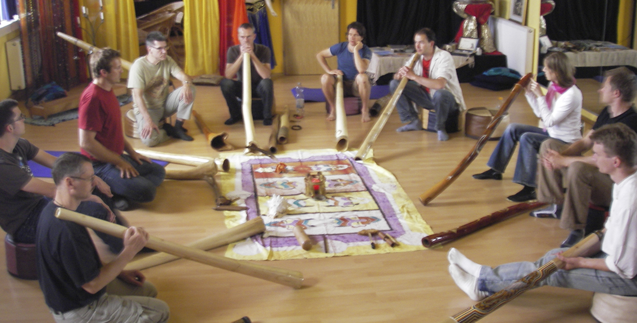 Didgeridoo-Tages-Workshop in Buchbach, Raum Landshut