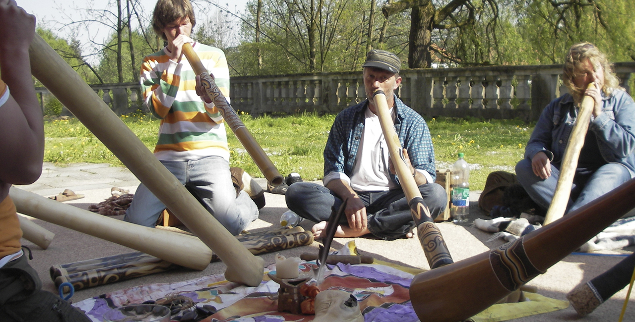 Didgeridoo-Tages-Workshop in Herbrechtingen, Raum Ulm