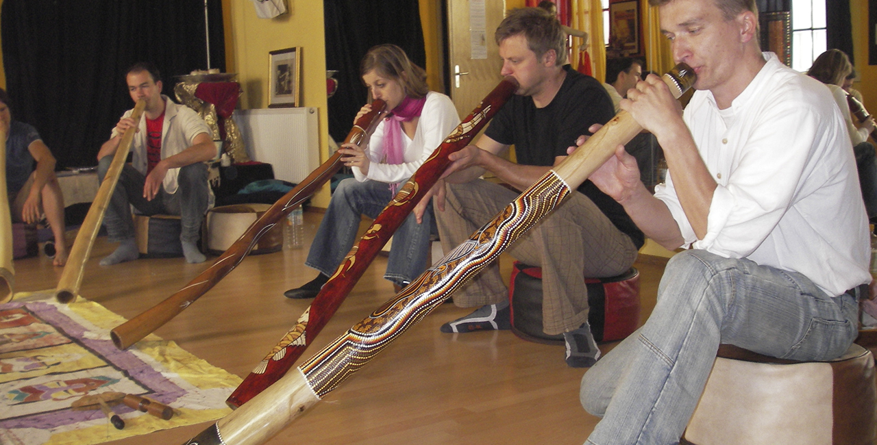 Didgeridoo-Tages-Workshop in Niederwaldkirchen, Raum Linz