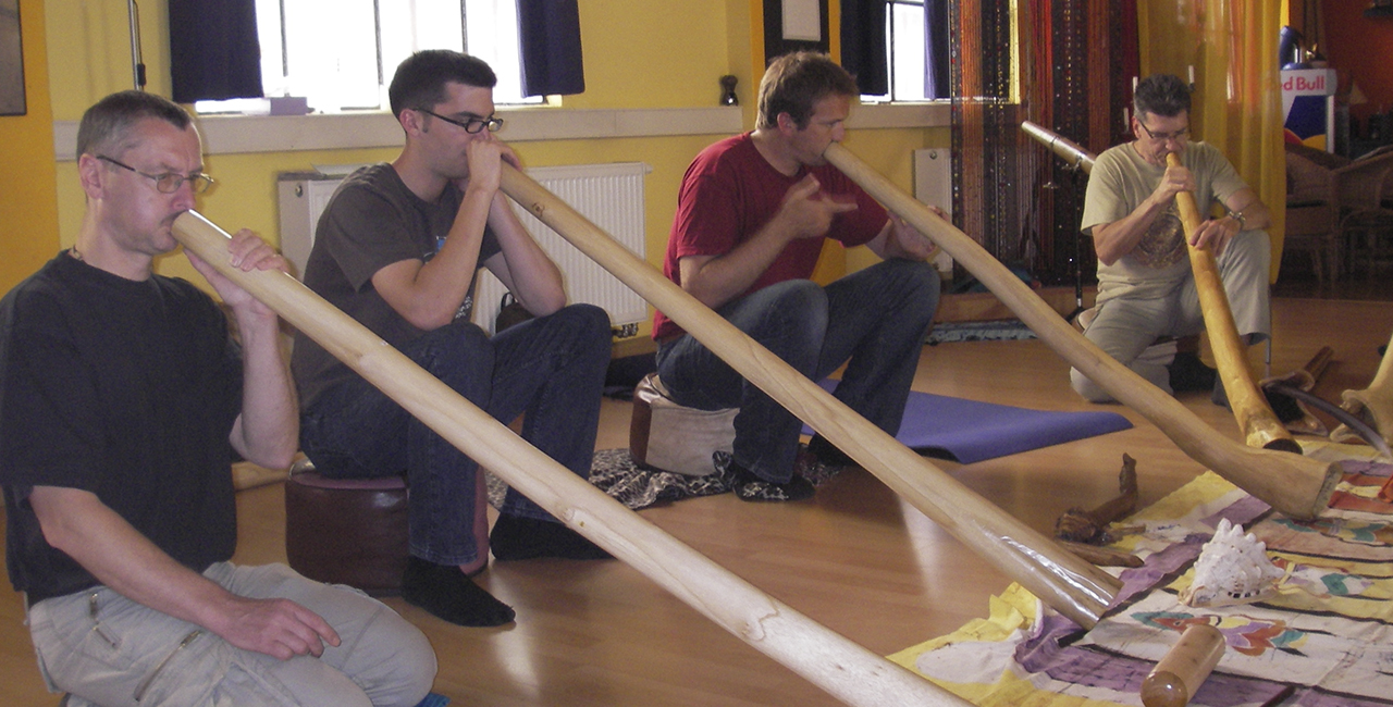 Didgeridoo-Tages-Workshop in Salzwedel, Raum Wolfsburg