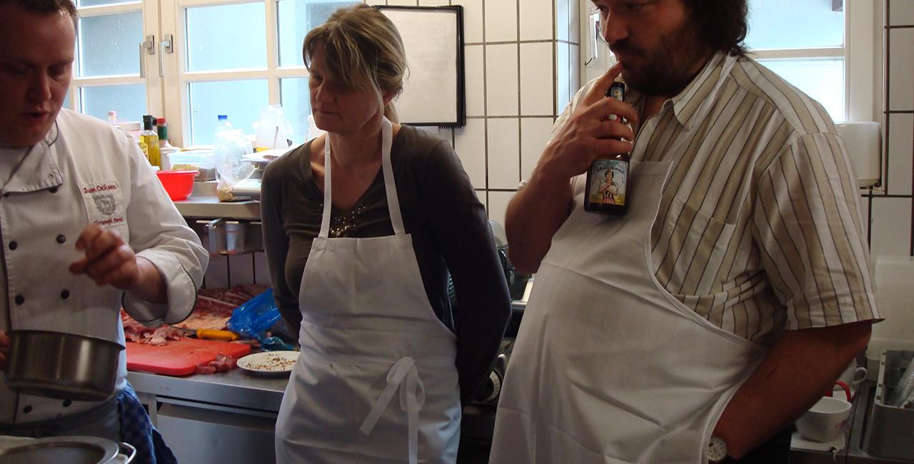 Bier Kochkurs in Ehingen