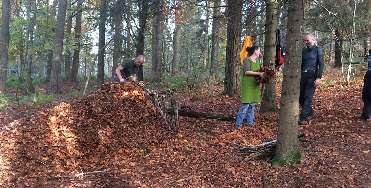 Familien Wildnis-Survival Wochenende Bad Münstereifel