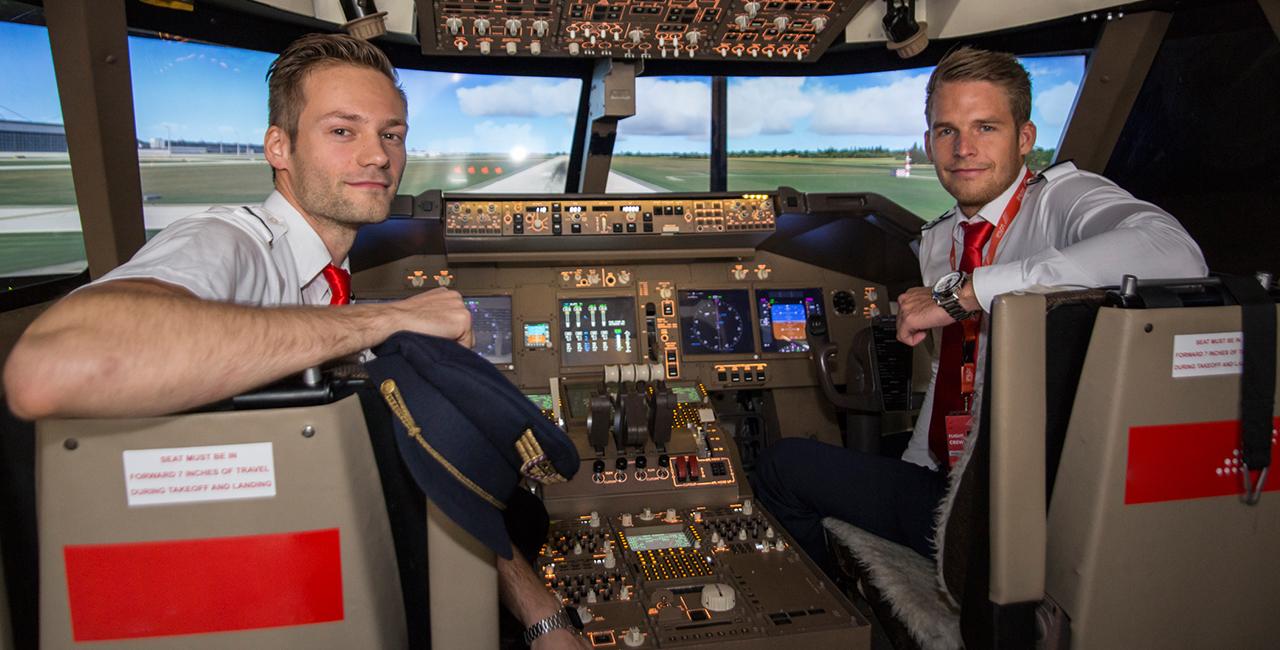 Flugsimulator Boeing 737 in München, Bayern