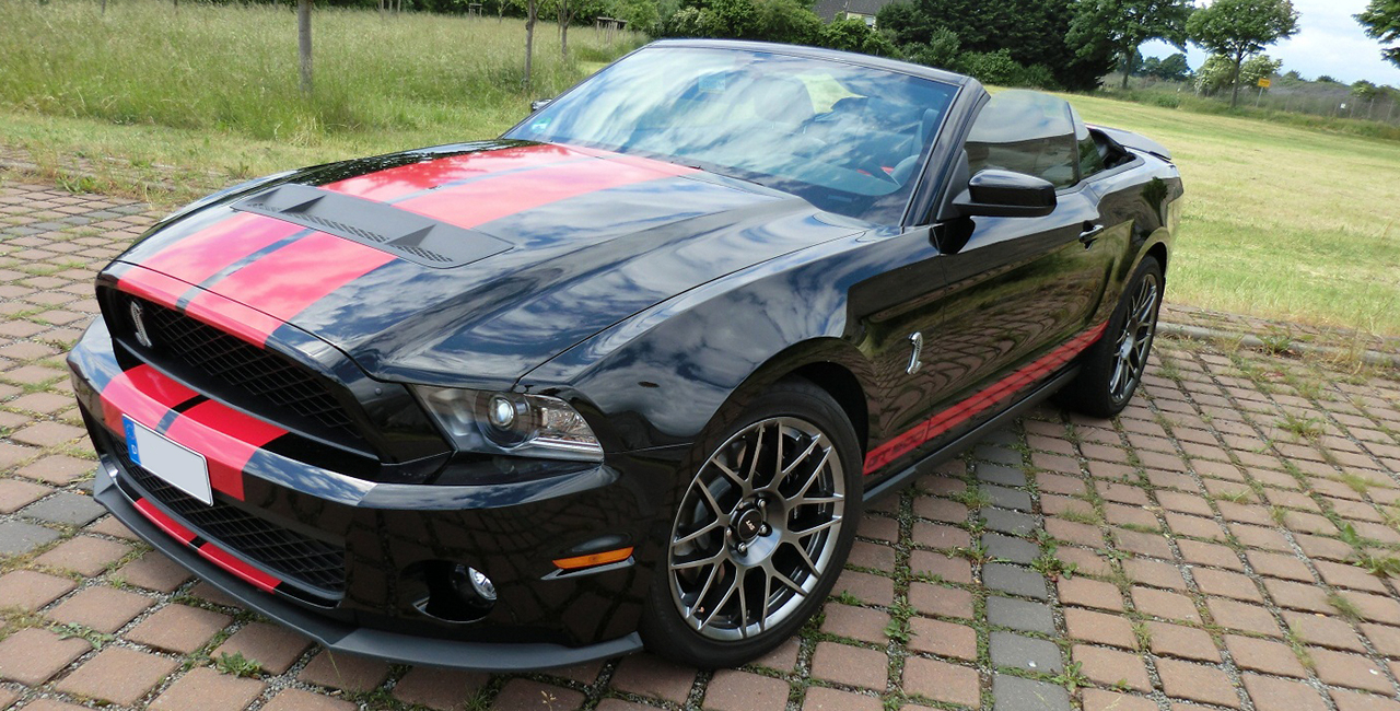 Ford Mustang Shelby GT 500 Wochenende mieten in Hannover