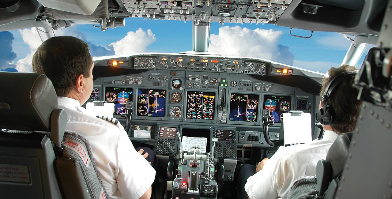 120 Min. Flugsimulator Airbus A380 in Frankfurt-Egelsbach