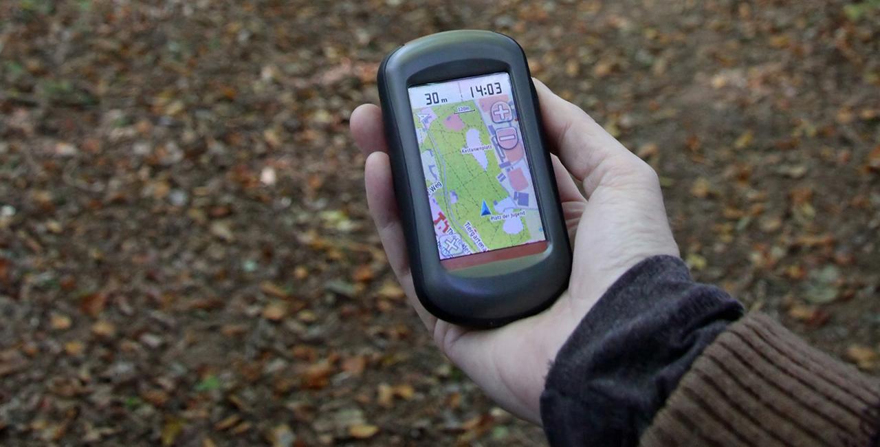 GPS-Schatzsuche in Münster, NRW