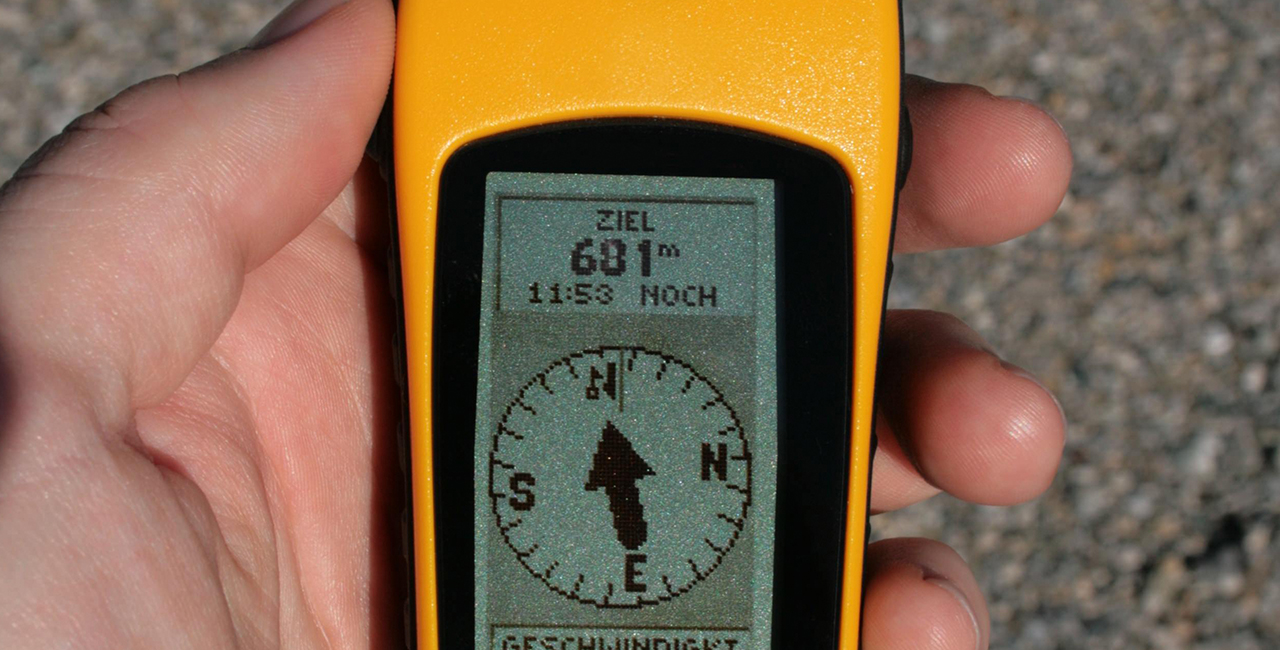 GPS-Schatzsuche in Nürnberg, Bayern
