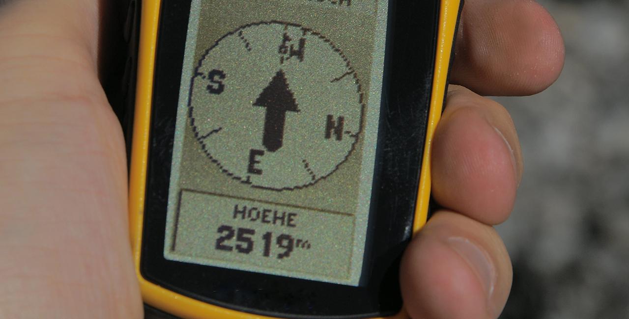 GPS-Schatzsuche in Oberstdorf, Allgäu