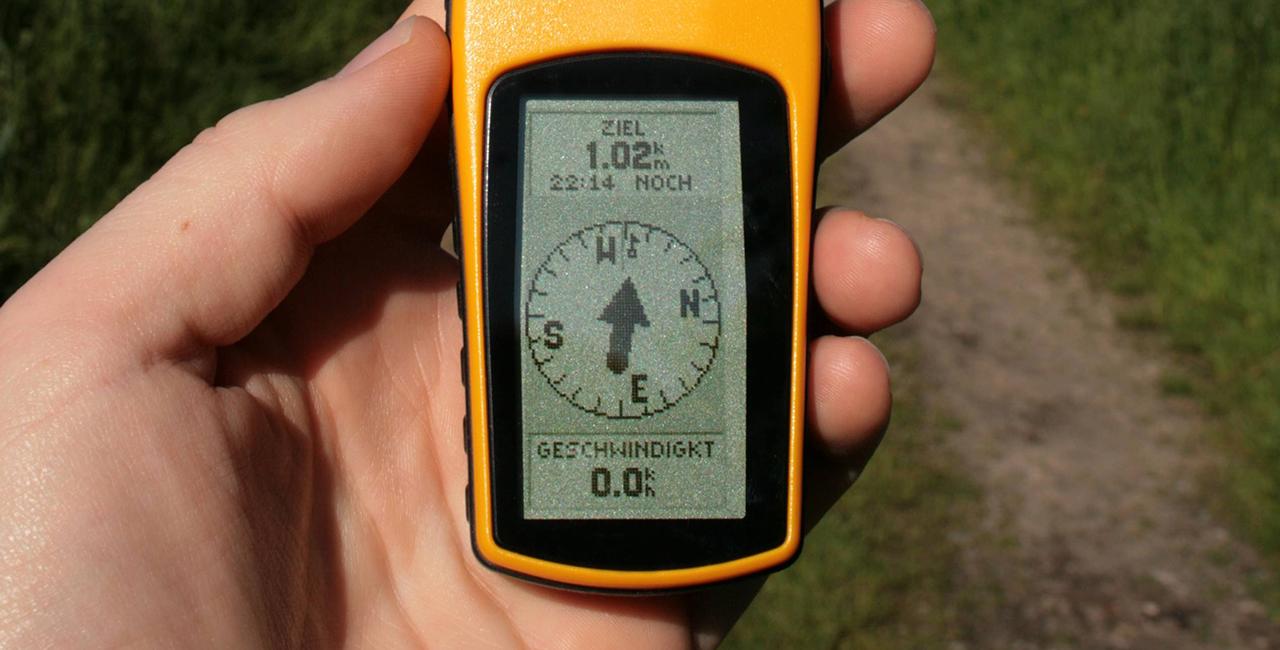 GPS-Schatzsuche in Potsdam, Brandenburg