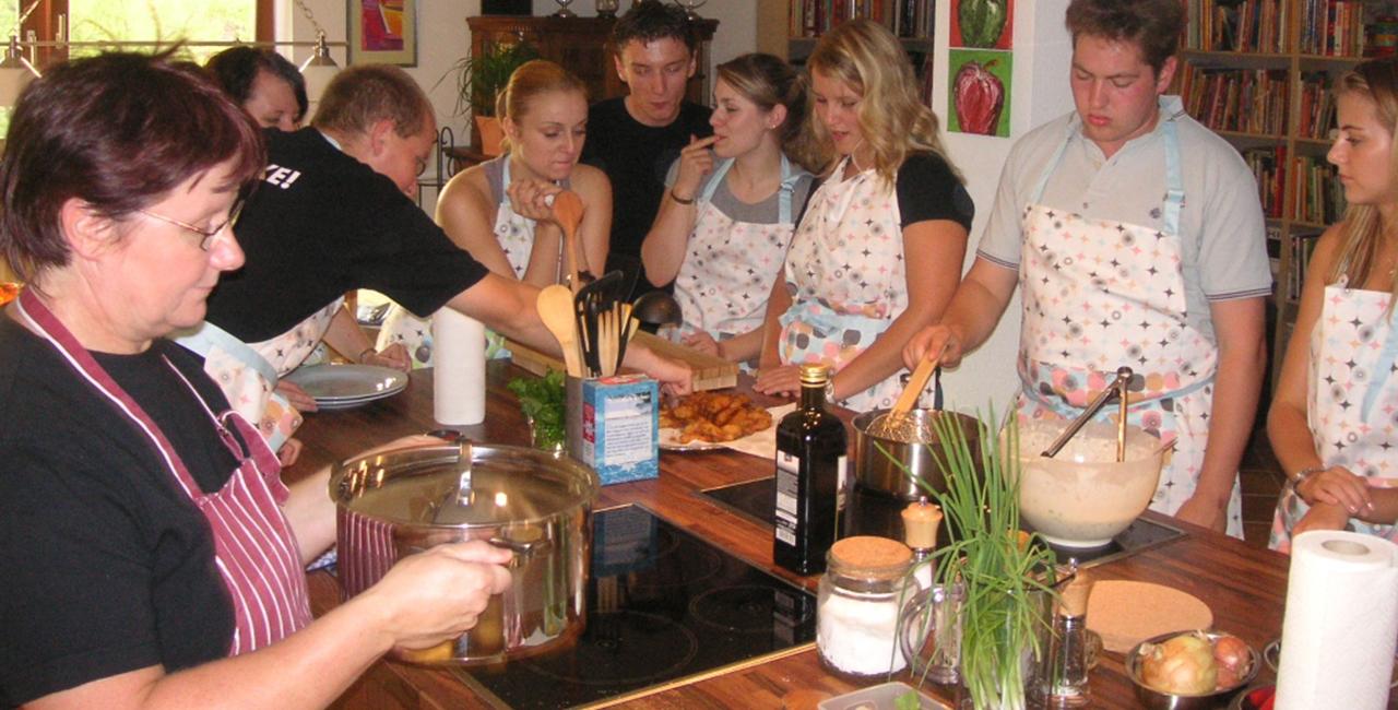 La Cucina Italiana in Berlin-Pankow