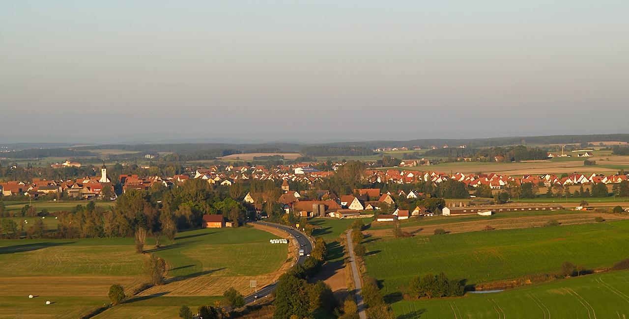 Romantische Ballonfahrt für Zwei Jena