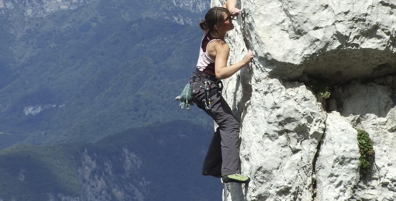 Kletterwochenende in Mittenwald, Raum Garmisch-Partenkirchen