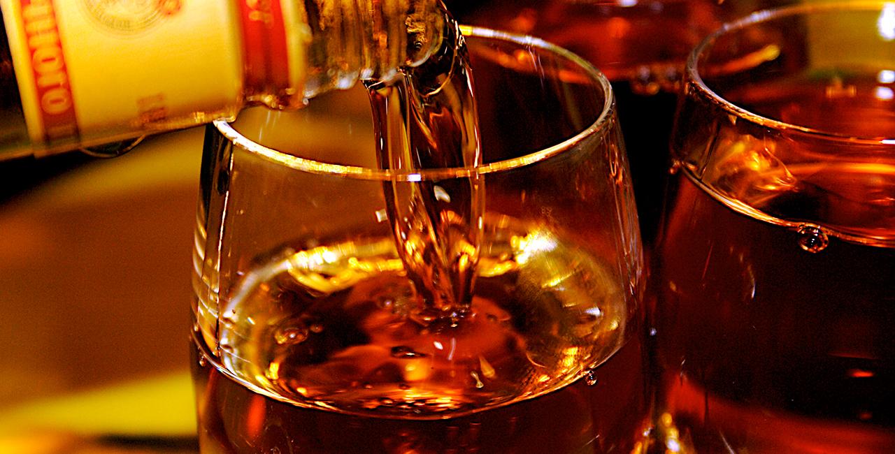 Whisky und Pralinen in Köln