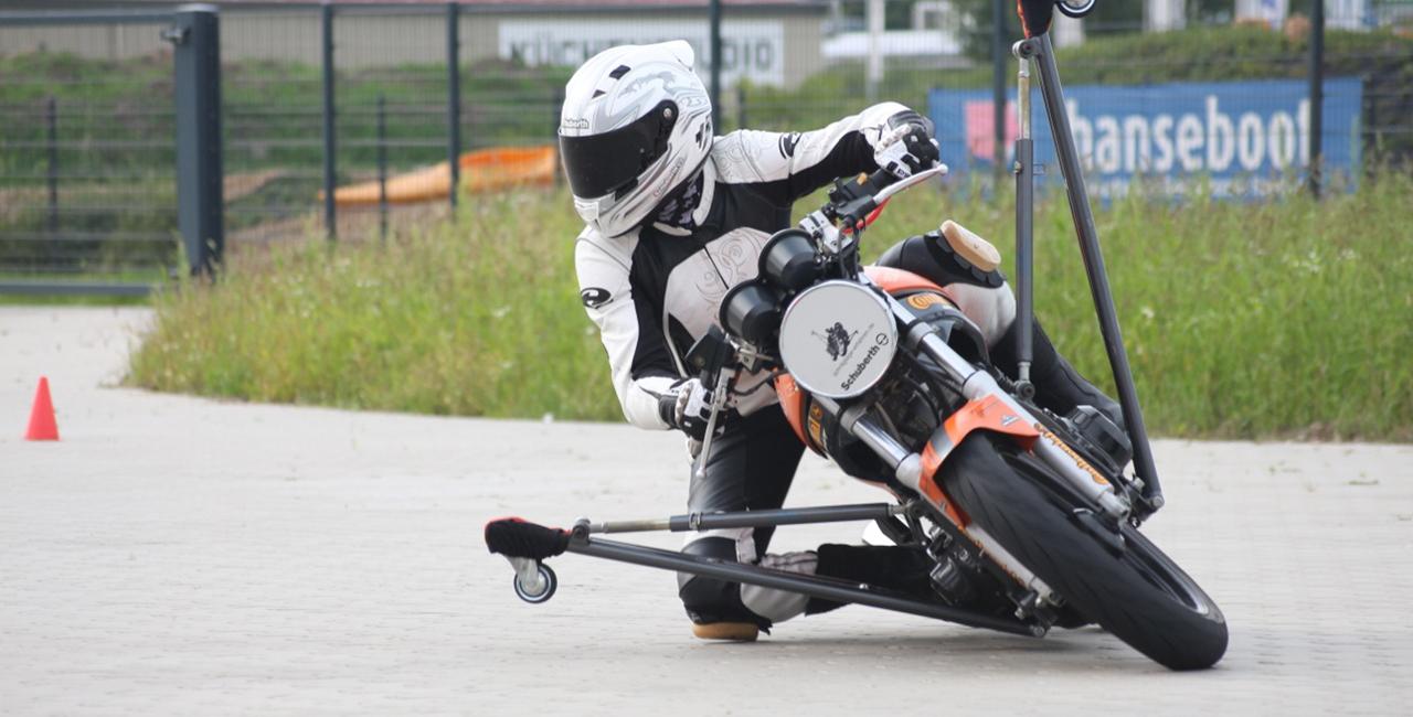 Motorrad Schräglagentraining Celle