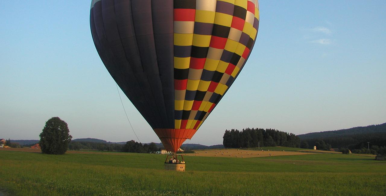 Romantische Ballonfahrt für Zwei Neumarkt i. d. Oberpfalz