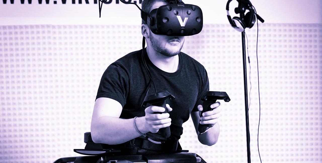 Ausflug in die virtuelle Realität in Nürnberg, 20 Min.