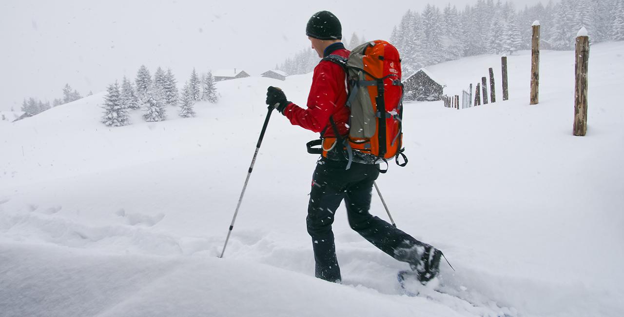 Schneeschuhwanderung Schnuppertour in Oberammergau