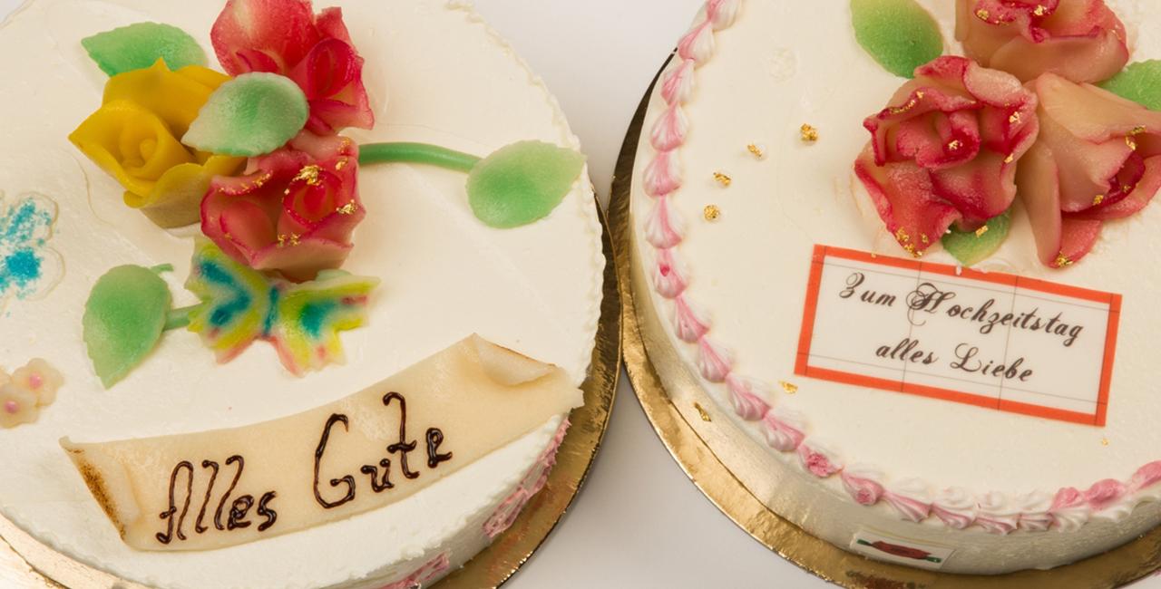 Hochzeitstortenkurs Passau