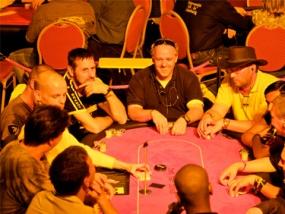 Poker Aufbauworkshop Offenbach