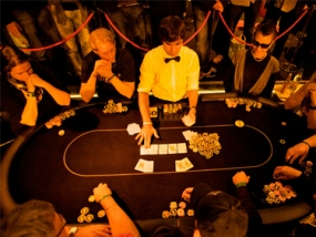 Poker Aufbauworkshop Stuttgart