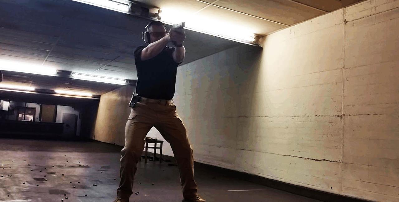 Schießtraining Revolver -.357 Magnum Rosenheim