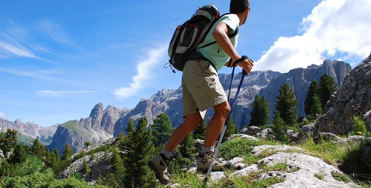 Bergwanderung in Ruhpolding