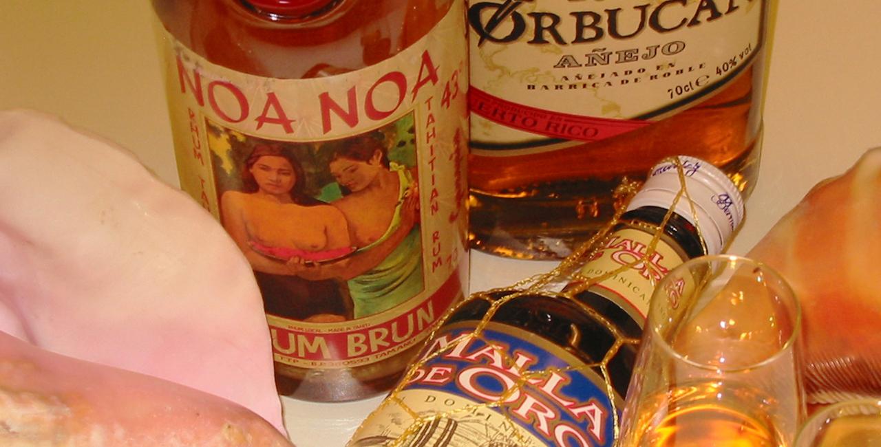 Rum Tasting Schwetzingen