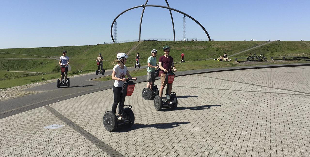 Segway-Tour in Münster, NRW