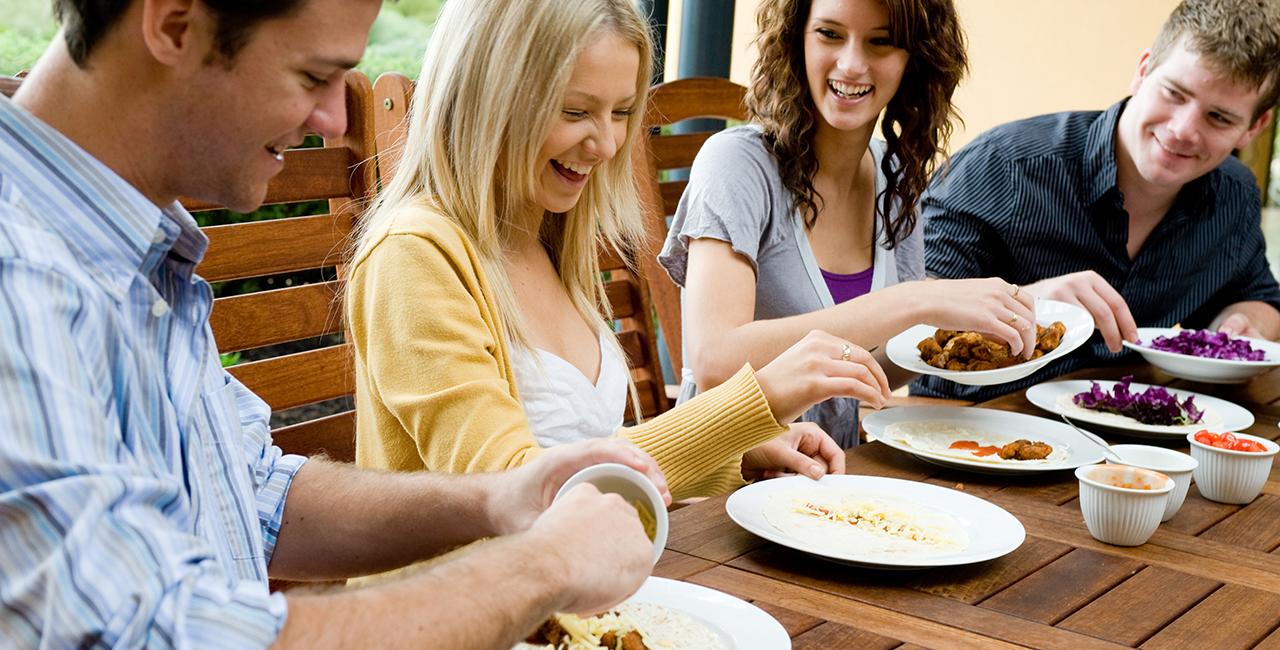Dinner für Family & Friends in Sinsheim
