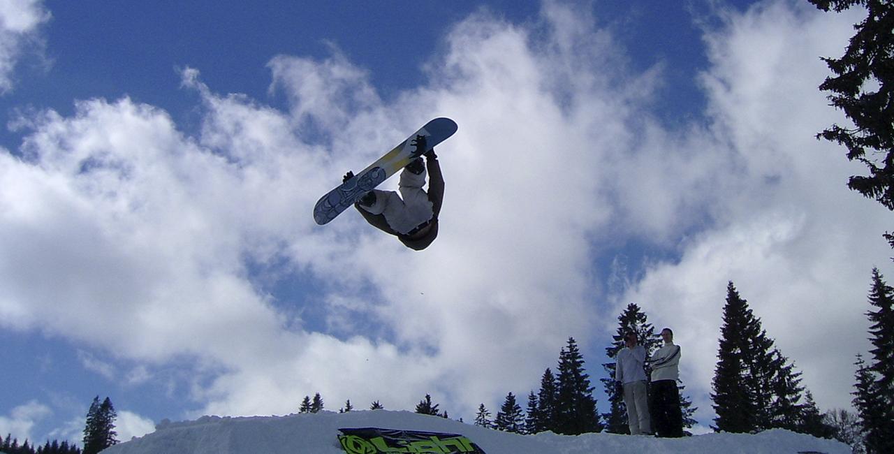Snowboard Freestyle Kurs in Feldberg, Baden-Württemberg