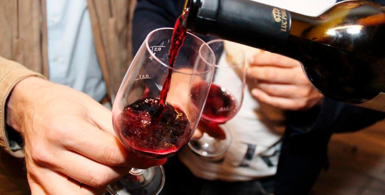 Weinverkostung Mini in Stuttgart