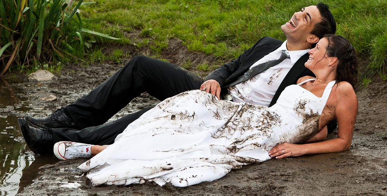 Trash your Dress Fotoshooting Essen