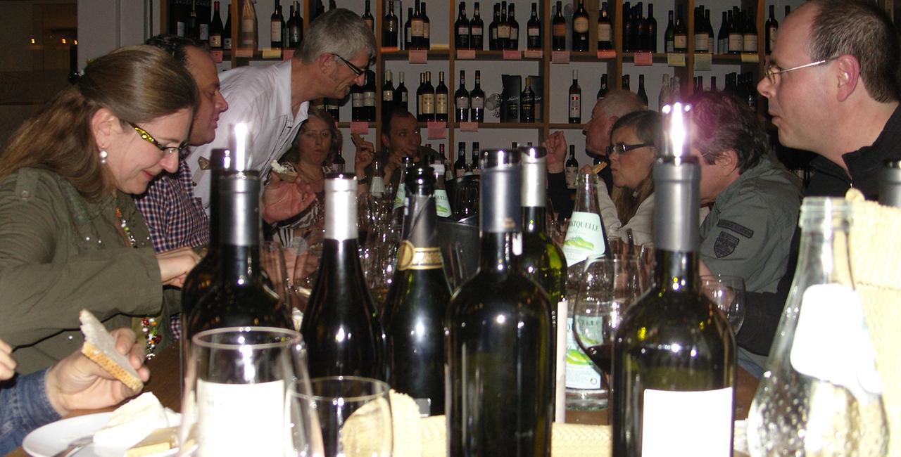 Weinseminar Deutsche Weine in Fürth, Bayern