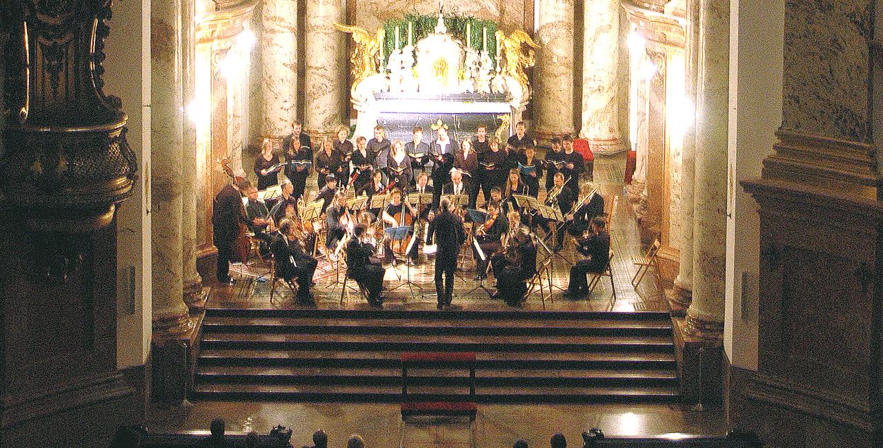 Klassisches Mozart Konzert Kategorie 1 Wien