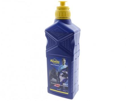 Motoröl PUTOLINE Off Road MX7 2-Takt vollsynthetisch 1 Liter