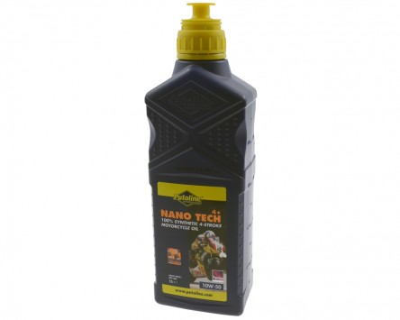 Motoröl Nano Tech PUTOLINE 4-Takt 10W-50 1 Liter