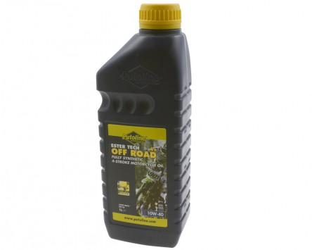 Motoröl Off Road PUTOLINE 4T 10W-40 vollsynthetisch 1 Liter