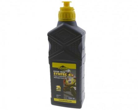 Motoröl Ester Tech PUTOLINE 10W-50 4T vollsynthetisch 1 L