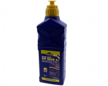Motoröl Ester Tech PUTOLINE 4T 10W-60 vollsynthetisch 1L